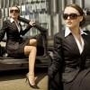 Автомобиль бизнес-леди