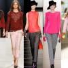 Мода осень-зима 2012/2013