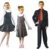 Школьная форма как образец делового стиля