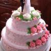Свадебные торты: особенности оформления и подачи к столу