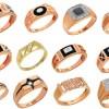 Мужские кольца и печатки