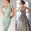 Вечерние платья на Новый год: особенности выбора
