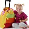 Как выбрать модный детский чемодан?