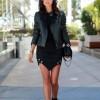 Женские кожаные куртки сезона 2018 года – идеально подобранная модель