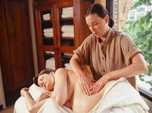 Лечебный массаж для беременных