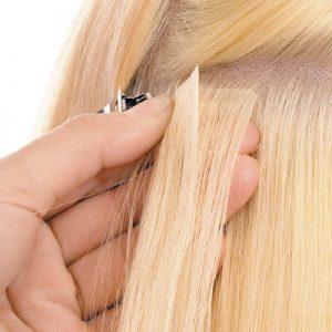ленточное наращивание волос отзывы