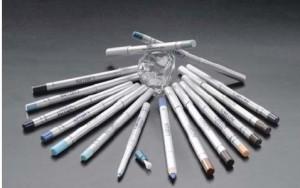 Как красить глаза карандашом - выбрать карандаш для глаз