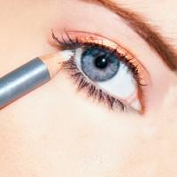 Как красить глаза карандашом - как красить глаза белым карандашом