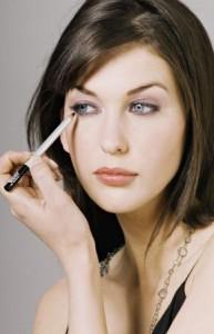 Как правильно красить глаза карандашом - как красить глаза карандашом