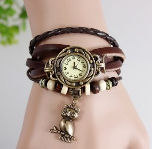 2014_new_leather_women_dress_bracelet_watch