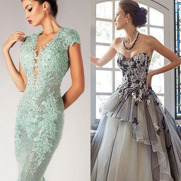 77db150c909 Вечерние платья на Новый год  особенности выбора
